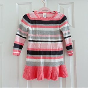 Gymboree Little Girl Sweater Dress